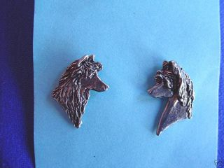 Chinese Crested Ear Rings Toy Dog Jewelry Earrings 1