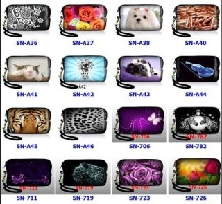 Digital Camera Case Iphone Phone Bag Ipod Touch Pouch  MP4 Cover