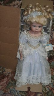 Drake Cinderella Doll by Brigitte Deval w Box Stand Hang Tag