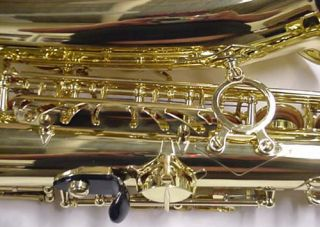 New Selmer Paris Series II Alto Saxophone 52NG w Case Selmer Paris C