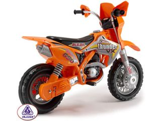 OPERATED ELECTRIC POWERED RIDE ON MOTORCROSS MOTORBIKE DIRT BIKE TOY