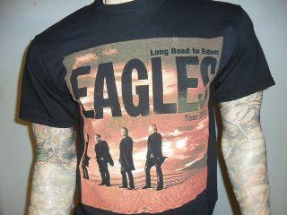 Eagles Concert T Shirt Don Henley Joe Walsh Glenn Frey Timothy B