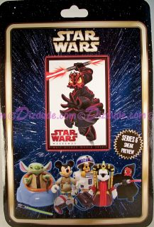 Donald Duck as Darth Maul Sneak Preview Action Figure Disney Star Wars
