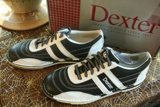 New in Box Dexter SST 4 Plus Womens Bowling Shoes Size 9 5