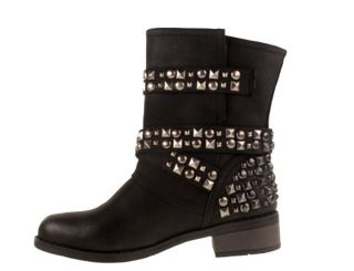 dirty laundry show stopper studded cowboy boot