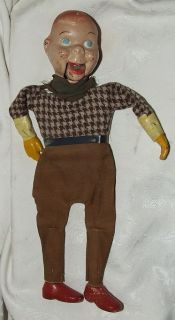 SALE PETER PUPPET PLAYTHINGS COWBOY Howdy Doody Look Alike MARIONETTE