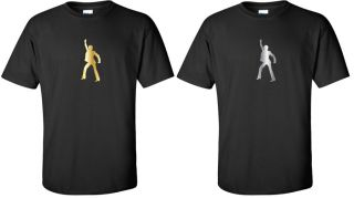 Disco Man T shirt JOHN TRAVOLTA Disco Fever COOL 70s 80s TEE