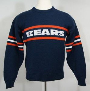 Chicago Bears Vintage Mike Ditka Jersey Cliff Engle Sweater sweat