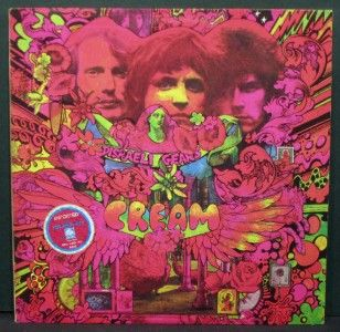 cream disraeli gears reaction clean eric clapton