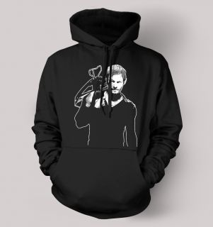 Daryl Dixon High Quality Hoodie The Walking Dead Zombie AMC Comic Book