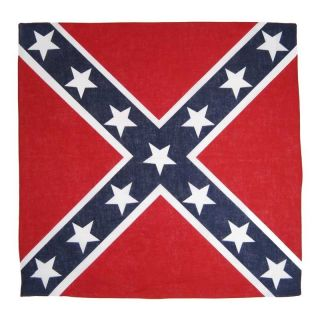 Confederate Dixie Southern General Lee FLAG Bandanna Bandana