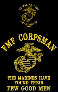 Marine Corps FMF Corpsman USMC Doc shirt