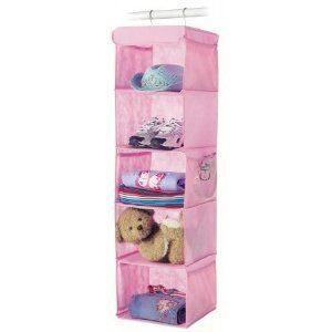 Whitmor Fashion Closet Clothes Storage Organizer Collection Hanging