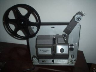 Bell & Howell 456 Autolod Super 8 / Regular 8mm Movie Projector