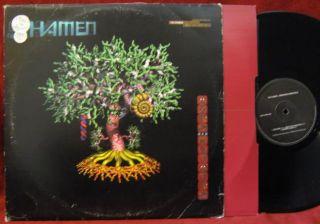 THE SHAMEN Axis Mutatis Arbor Bona Mala LP Vinyl Record Album