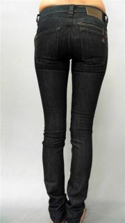 DL1961 Premium Denim Jessica Skinny Misses 24 Stretch Indigo Jeans