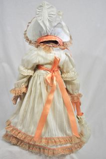 Dianna Effner HILARY Porcelain Doll 1987 The Ultimate Collection