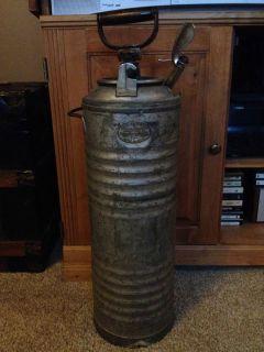 Dobbins Metal Portable Drinking Water Fountain