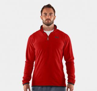 Mens Under Armour Furrow 1 4 Zip Fleece Hoodie Brand New w Tags Many