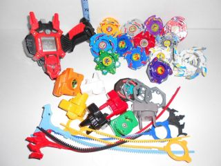 Beyblade Draciel Dranzer Baby Dragoon Hayate Electronic Driger