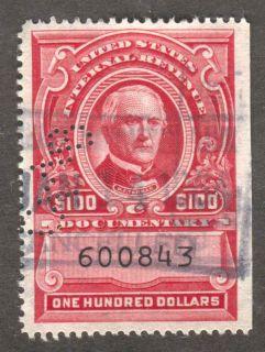 documentary tax revenue stamp scott r727