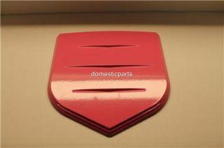 2009 2012 DODGE RAM 1500 PINK FRONT BALLED MILLED CENTER EMBLEM