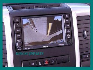 New Mopar Dodge RAM Rear View Backup Reverse Camera 2009 2010 2011