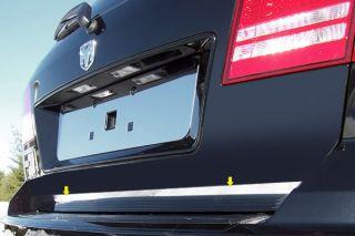 09 13 Dodge Journey Tailgate (Rear Deck) Truck SUV Chrome Trim, New