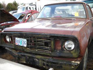 75 76 77 78 79 Dodge RAM 100 Pickup Transfer Case