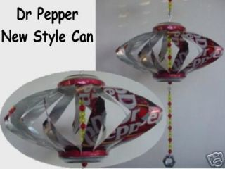 Dr Pepper Can Christmas Ornament Yardart Collectiblenew