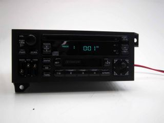 87 2003 DODGE CHRYSLER JEEP RADIO STEREO CD PLAYER CASSETTE TAPE Oem