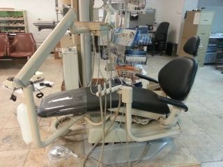 Dec Dental Chair Complete Package Refurbished Perfect Working