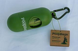 Dog Poop Bag Dispenser Bags Pet Animal Care Product Pooper Scoopers