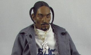 Snoop Dogg Little Junior Doll Vital Toys 12 Limited Sold Out Edition