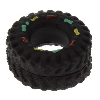 Animal Sounds x Tire x Tire Balls Interactive Dog Toys for Pet