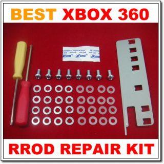 Xbox 360 RROD Repair Kit Screw Driver Unlock Tool Paste