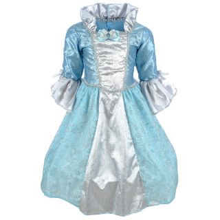 Dream Dazzlers Victorian Dress Blue