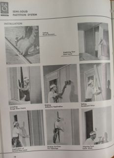 Gypsum Catalog Sheetrock Drywall Pyrobar Installation Manual