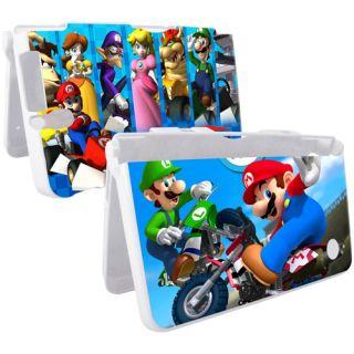 Nintendo DSi XL Console Protector Hard Case Mario Kart