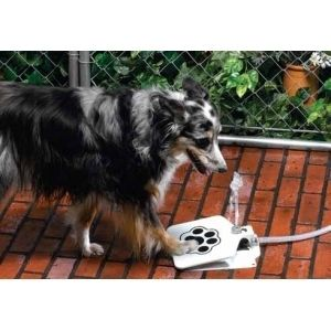 API F1 Foot Operated Doggie Dog Water Drinking Fountain