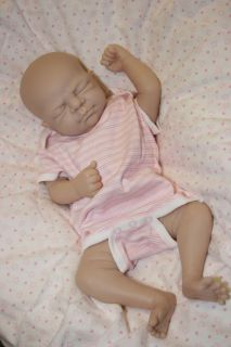 New Reborn Baby Doll Kit Precious Gift by Cindy Musgrove Soft Vinyl