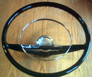 New small 1957 Chevrolet Bel Air 15 steering wheel 1955 1960 available