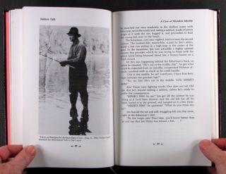 JEAN PAUL DUBE on SALMON FISHING & FISHERMEN   Limited Edition, signed