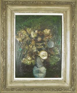 Donald Purdy Original Signed Oil Painting LISTED