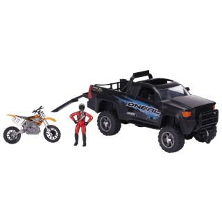 Oneal Gear MXS Dirt Bike Toy and Truck