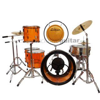miniature drums bonham led zeppelin