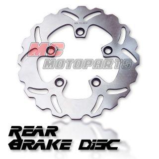 MC Rear Brake Disc Rotor Suzuki TL1000R TL1000S 1998 2002 1999 2000