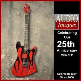 Washburn Dan Donegan Electric Guitar New Signed DD60VRF