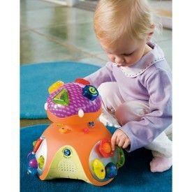 Discovery Channel Grow Toys Ann B Dextrous Motor Developer Excellent
