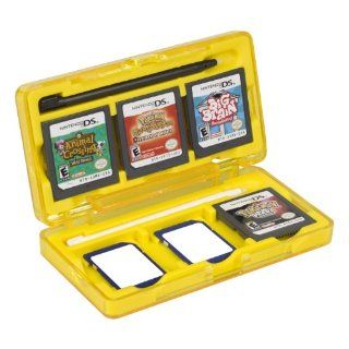 DSi DSi XL DS Lite Official Super Mario 6 Game Storage Case New
